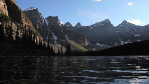 Moraine Lake Banff h 06 Footage