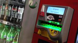 Vending Machine Footage