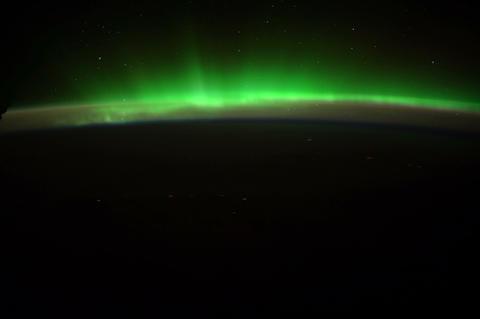 borealisatlantic iss 20120125 4 K Footage