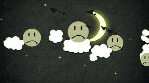 Don't be Sad, be happy ! Animation