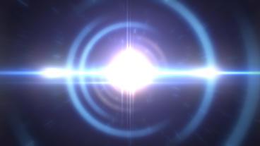 Light Logo After Effects Template