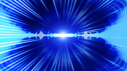 sound wave Stock Video Footage