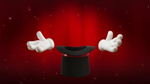 Magic Hat Animation