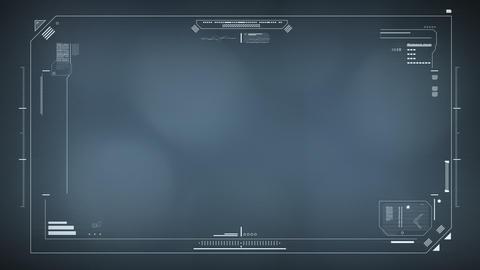 Hitech Window Screen + Separate Lines stock footage