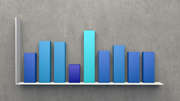 Graph AE stock footage