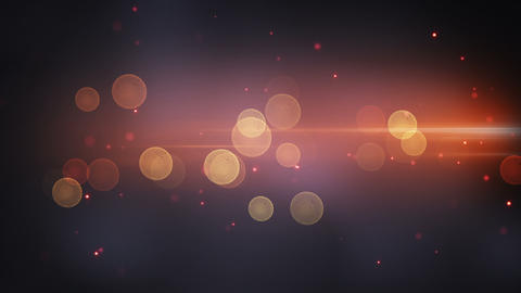 light stripe and circle bokeh techno loopable back Animation