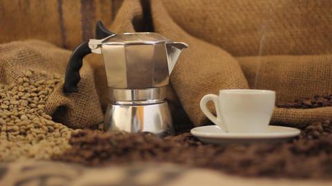 Coffee Makineta macchiato Italian coffee-maker cof Live Action
