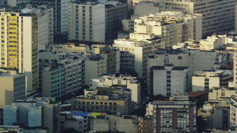 Afternoon pan of downtown Rio Archivo