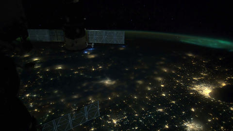 acrossus iss 20120413 High Res HD Footage
