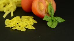 Italian Homemade Food stock footage