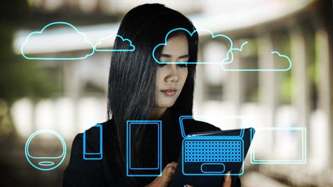 Cloud Connection Tech Live Action