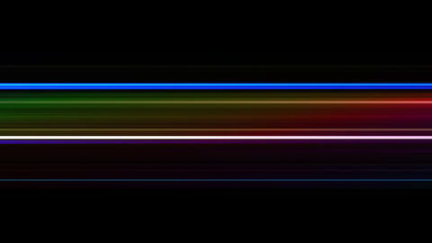 Light Streak Highway S 2 4 K 動画素材, ムービー映像素材