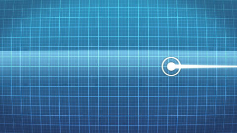 Pulse wave Stock Video Footage