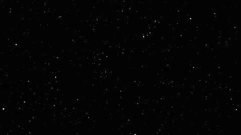 star background for your footages Stock Video Footage