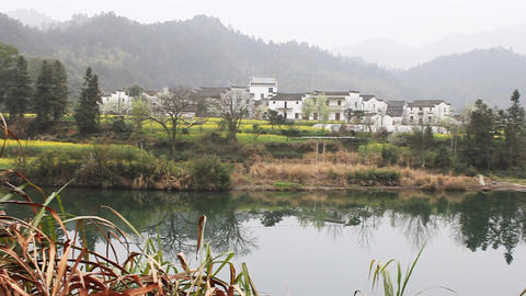 wuyuan14 Stock Video Footage