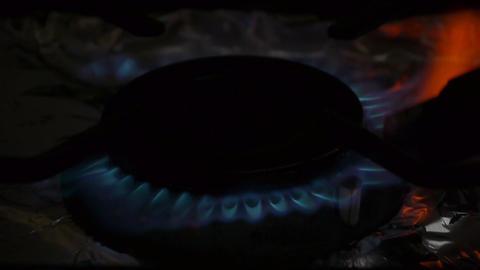 Coocking stove Footage