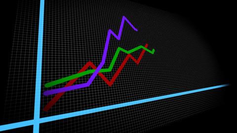 Rising profits Stock Video Footage