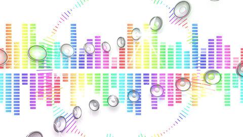 DJ Sound Bb Stock Video Footage