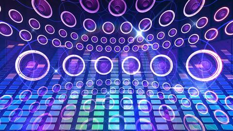 DJ Sound C1a Stock Video Footage