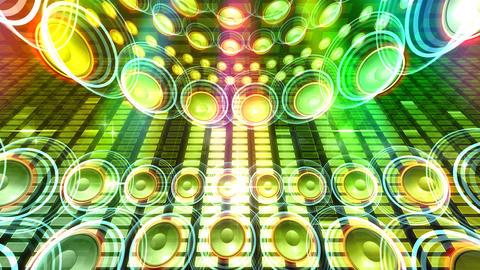 DJ Sound C2c Stock Video Footage