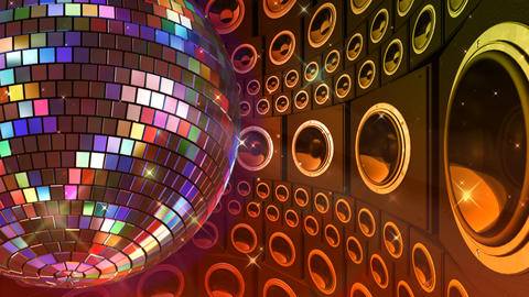 DJ Sound C3b Stock Video Footage