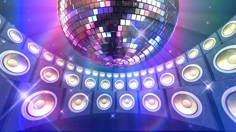 DJ Sound C4b Stock Video Footage