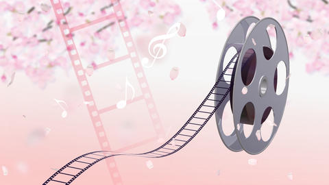 Music Film As1 Stock Video Footage