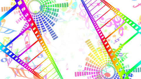 Music Film Cc1 Stock Video Footage
