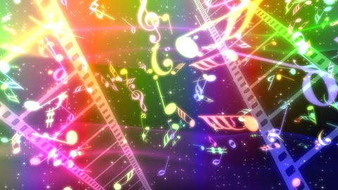 Music Film Cd1 CG動画