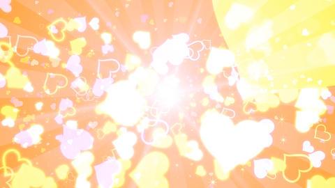 Heart Jet B2 Stock Video Footage