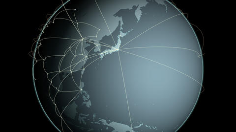 Global Network from Tokyo3 Animation