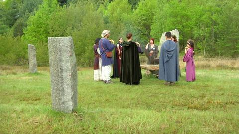 druidic ritual 02 Live Action