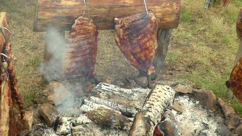 celtic village cooking 01 Live Action
