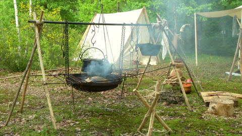 celtic village cooking 03 Live Action