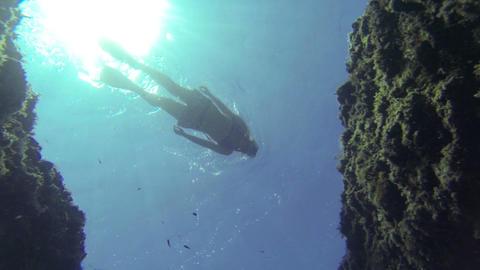 UNDERWATER: Snorkeling Footage