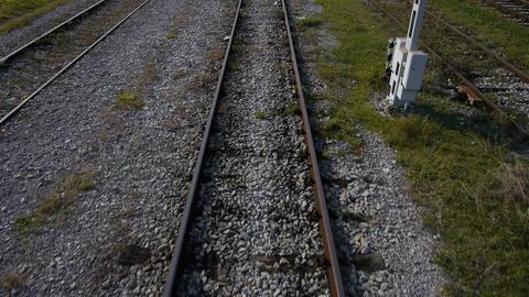 Train ride Footage