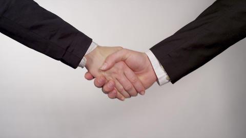 Handshake Footage