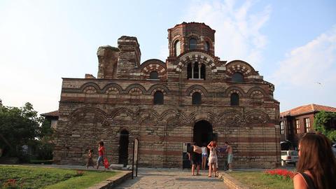 The Church ᄒf Christ Pantocrator, Nessebar, B Footage