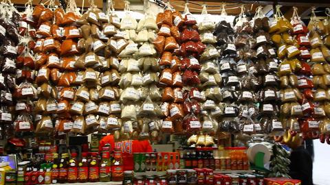 Sao Paulo Municipal Market Brazil FULL HD Footage
