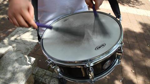 Drummer Footage