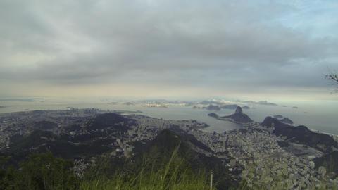 4K UHD Rio de Janeiro and Sugarloaf nountain Live Action