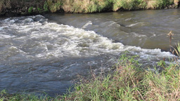 Flowing river Footage
