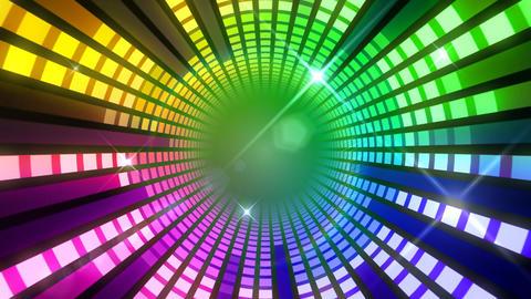 DJ Equalizer CFF2 動画素材, ムービー映像素材