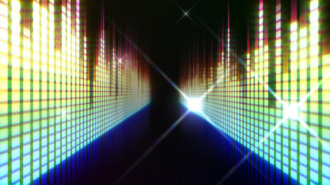 DJ Equalizer P1MF2 Stock Video Footage