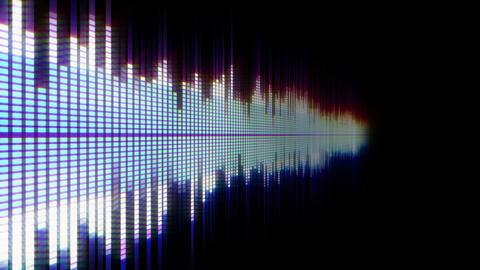 DJ Equalizer P2MN2 Stock Video Footage