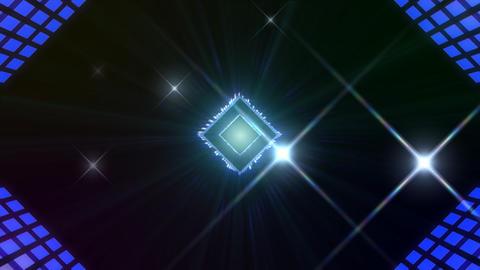 DJ Equalizer SMF2, CG動画素材