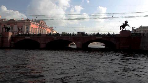 4343 Bridge Sunlight HD Footage