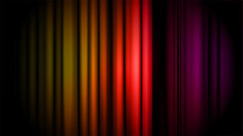 Aurora Lighting Effect Loop Vertical Stock Video Footage