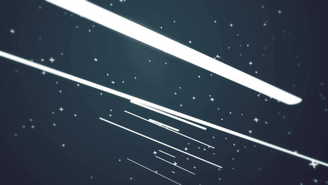 Abstract Lines and Crosses Animation