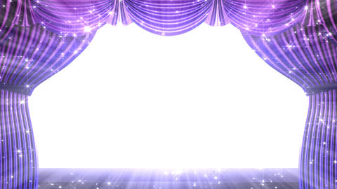 Stage Curtain 2 Fbk1 Animation